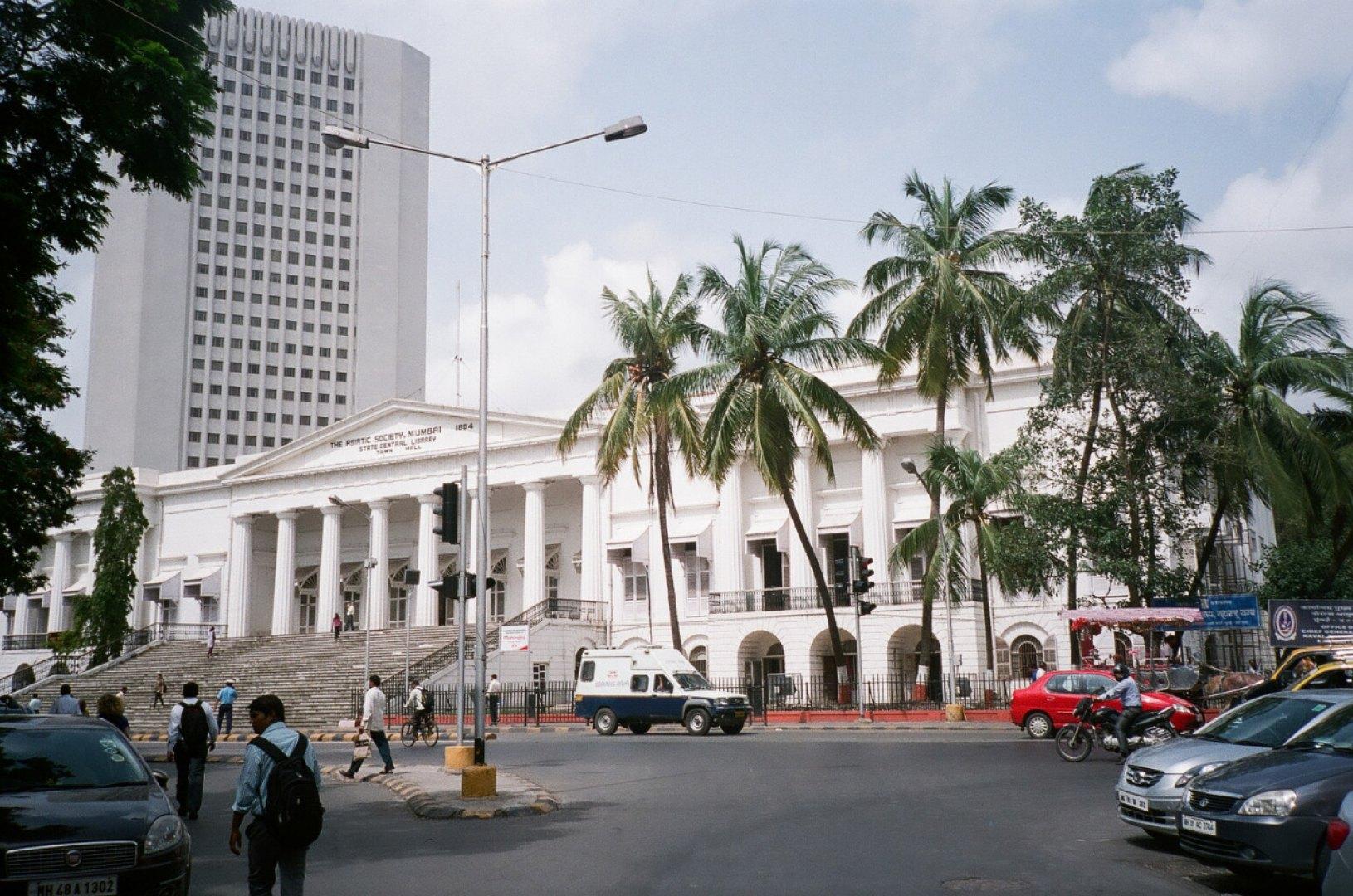 Stephanie Pfaender Mumbai Photo Nr.7 for Tatler Uk