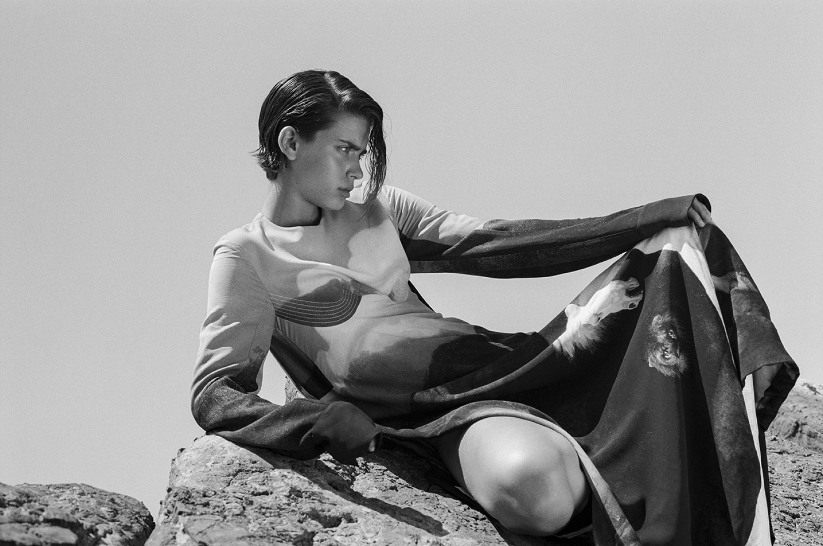 Stephanie Pfaender The great escape Photo Nr.12 for Mixt(e) Magazine