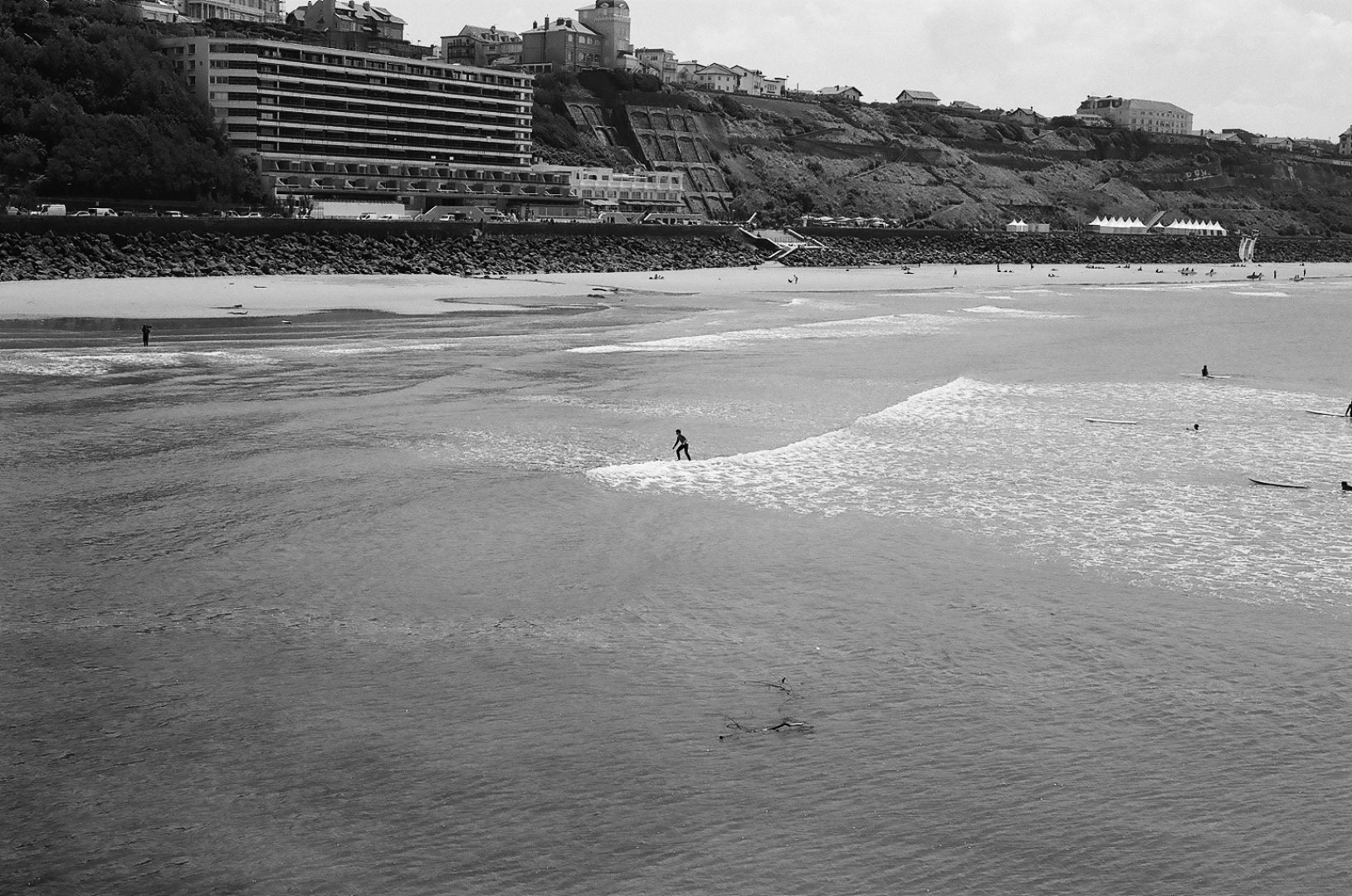 Stephanie Pfaender Biarritz  Photo Nr.1 for wild ocean