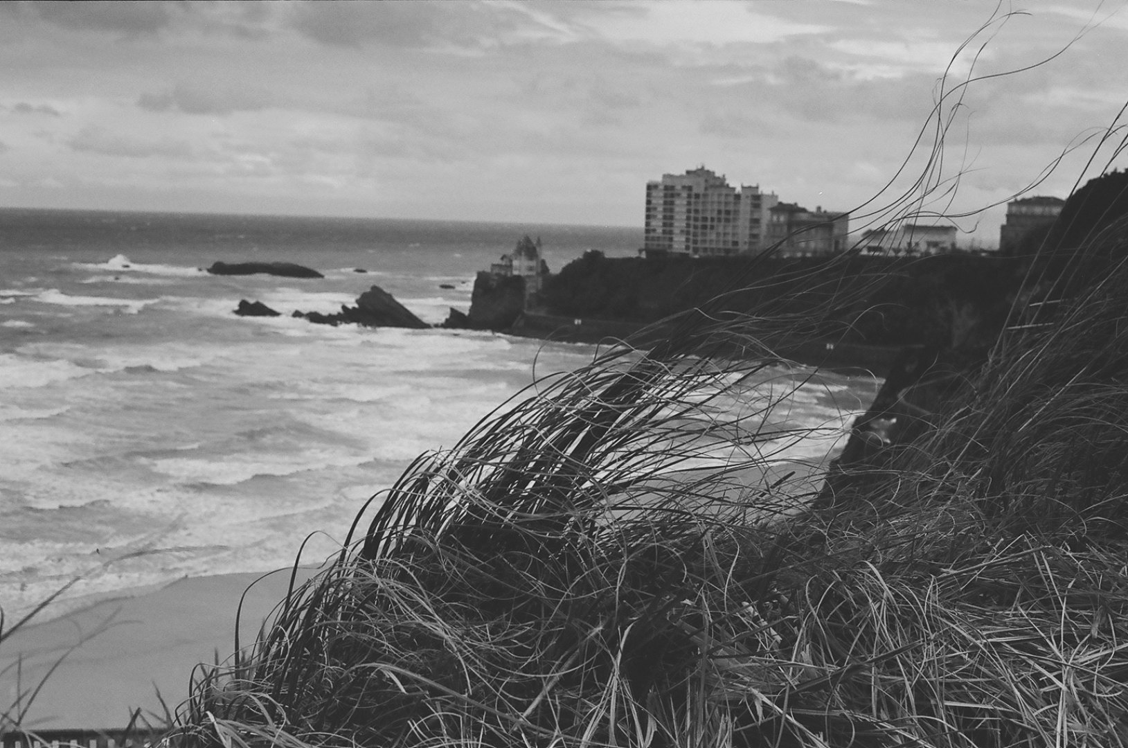 Stephanie Pfaender Biarritz  Photo Nr.7 for wild ocean