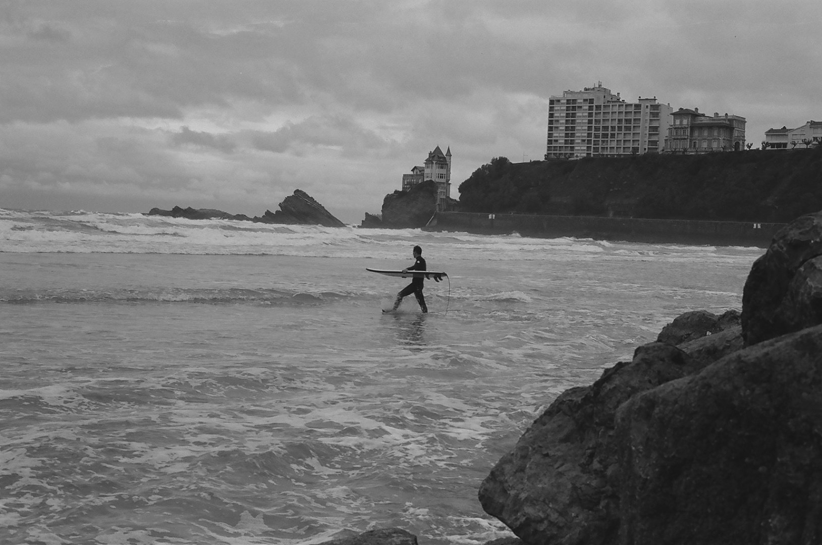 Stephanie Pfaender Biarritz  Photo Nr.10 for wild ocean